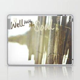 beach soul Laptop & iPad Skin