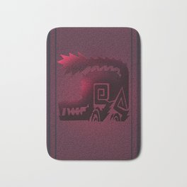 Monster Hunter - Odogaron Banner Bath Mat