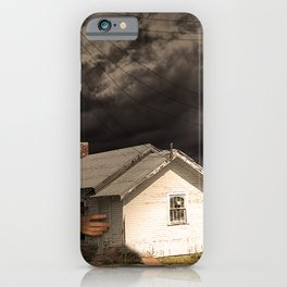 Home Is Where The Haunt Is-Individual  iPhone Case