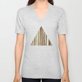 Record Collection Unisex V-Neck