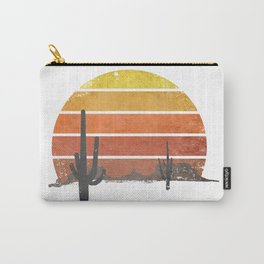 Runnin' Into The Sun Carry-All Pouch