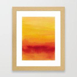 Abstract No. 185 Framed Art Print