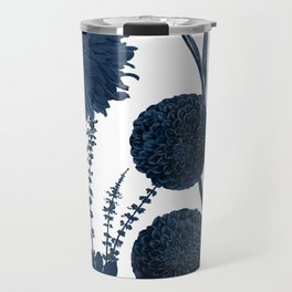 Blue Shift I Travel Mug