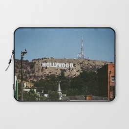Cliche Hollywood Photo Laptop Sleeve