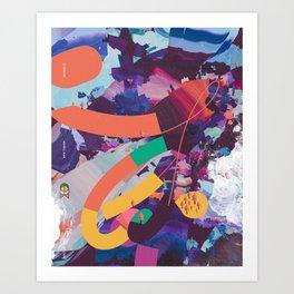XXXX0008 Art Print
