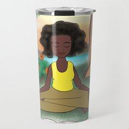 Woke Beauty Travel Mug