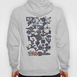 All Things in Balance Hoody