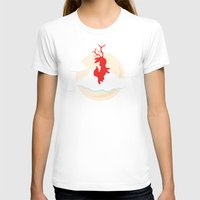 jackalope T-shirts featuring Jackalope by Oğuzhan Ada