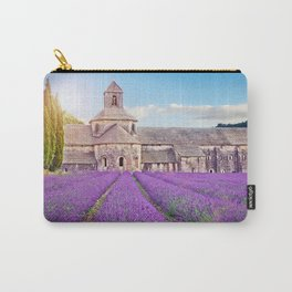 Sénanque Abbey in Provence, France Carry-All Pouch