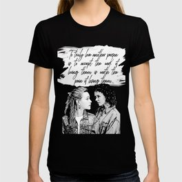 Dani and Jamie - The Haunting of Bly Manor T-shirt