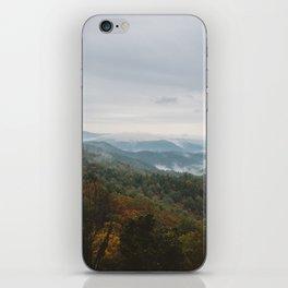 Rolling Fog iPhone Skin