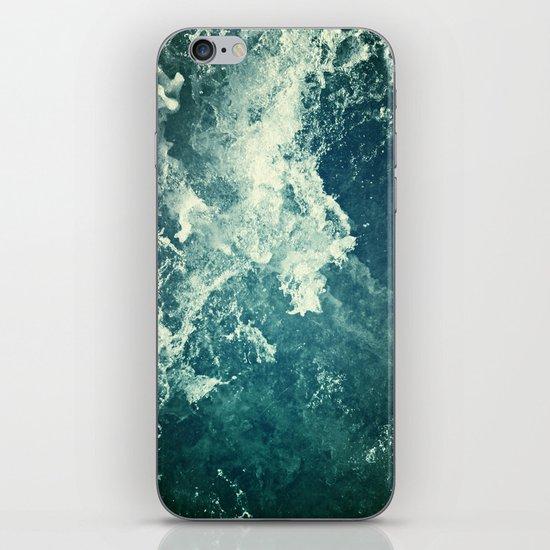 Water III iPhone & iPod Skin
