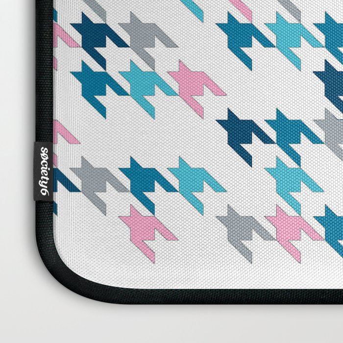 Pink Tooth Laptop Sleeve