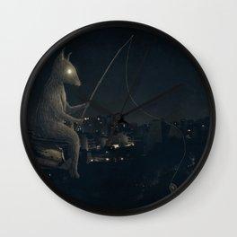 Pescador Wall Clock