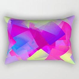 Moodier April ... Rectangular Pillow