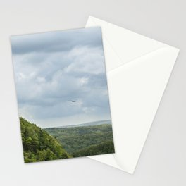 Soaring Through The Storm - Letchworth Park Stationery Cards