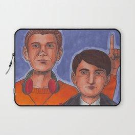 Mark & Jeremy Laptop Sleeve