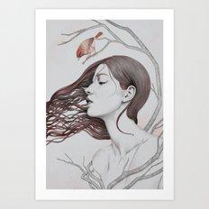 203 Art Print