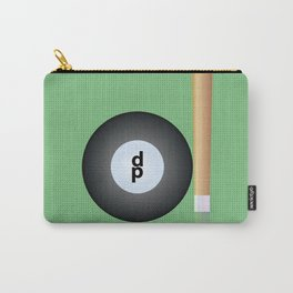 Do you want play billar? Carry-All Pouch