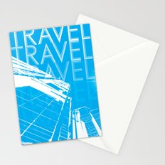 TRAVELING Stationery Cards