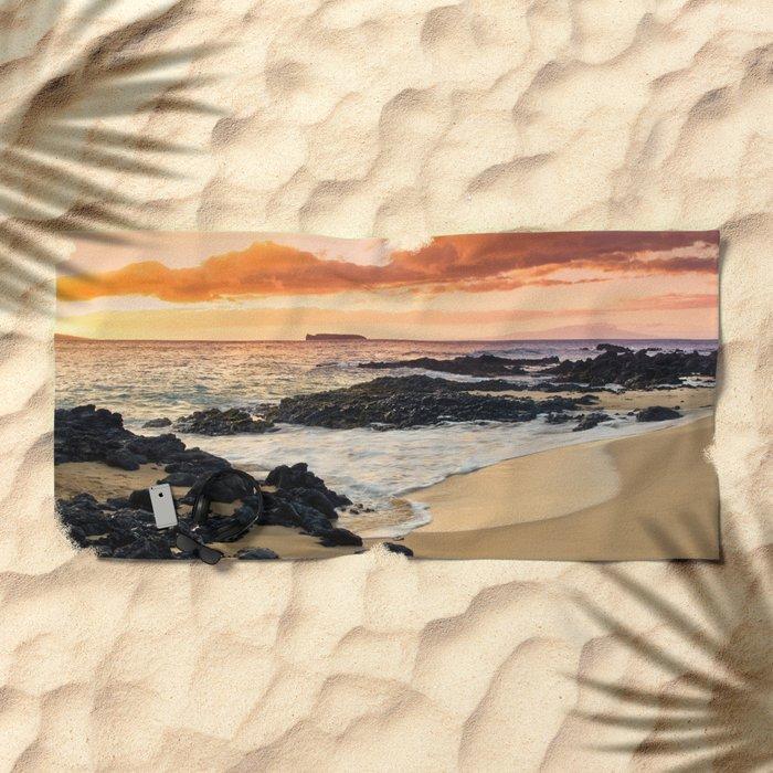 Paako Beach Dreams Beach Towel