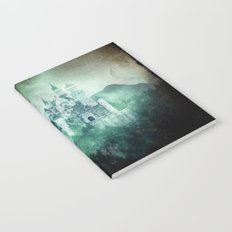 The dark fairytale - Bavarian Fairytale Castle Notebook