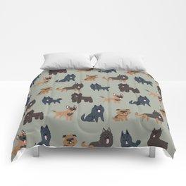 BELGIAN DOGS Comforters