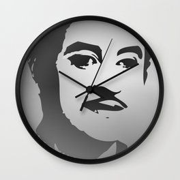 Kishore Kumar Wall Clock