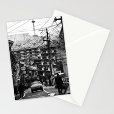 Winter Kyoto Stationery Cards