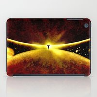 atlas iPad Cases featuring ATLAS - 225 by Lazy Bones Studios