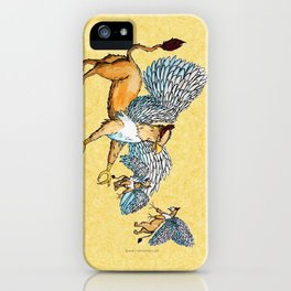 Griffins Family  iPhone Case