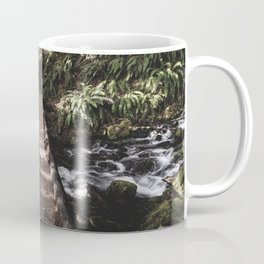 Hoh Rainforest River Trail Coffee Mug
