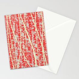 Victorian Shreds Stationery Cards