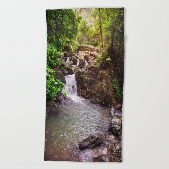 Secret Place Beach Towel