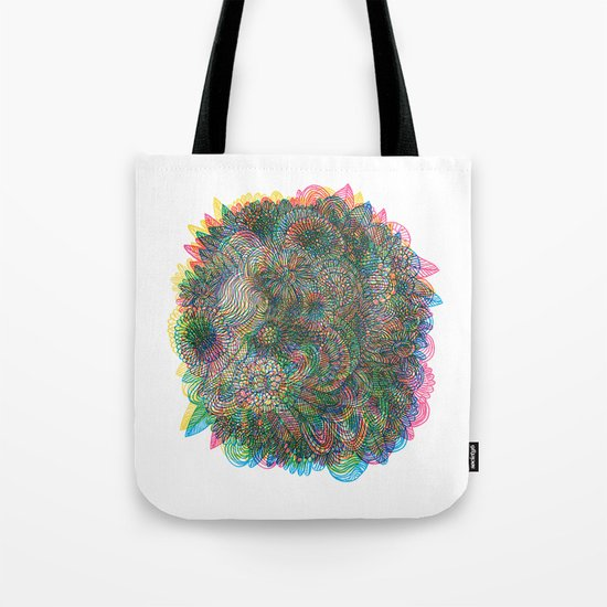 Hallucinations Tote Bag