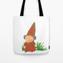 Wilhelmina the Gnome Tote Bag