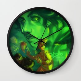 Ninjago - Ghosts Wall Clock