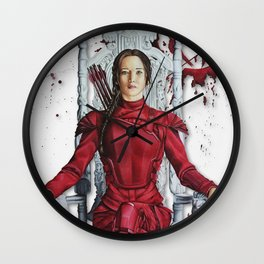 "Katniss Everdeen Mockingjay Part 2 ""I Kill Snow"" 