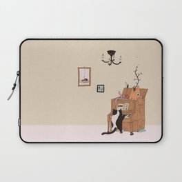 the Pianist Laptop Sleeve