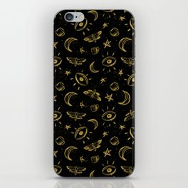 Midnight Coffee iPhone Skin
