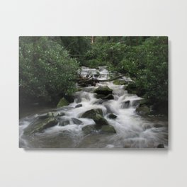 Cosby Streams Metal Print