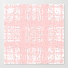 Pink Pastel Texture Canvas Print