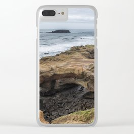 Not Much Punch for the Devil's Punchbowl Clear iPhone Case