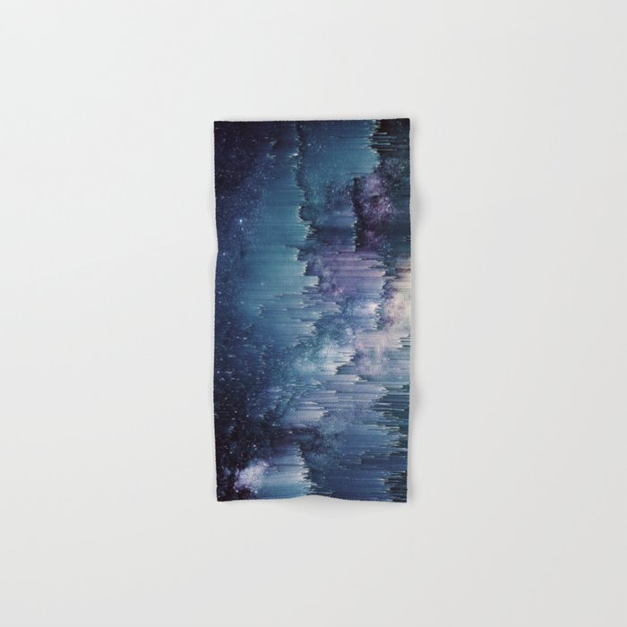Iced Galaxy Hand & Bath Towel