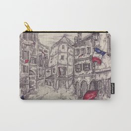 ABC Cafe, Les Mis Carry-All Pouch