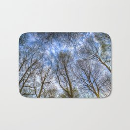Into The Trees Bath Mat
