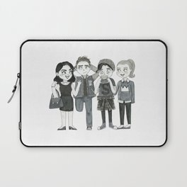 Riverdale - Archie, Veronica, Betty, Jughead Laptop Sleeve