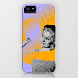 Bad Listener iPhone Case