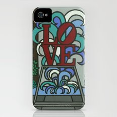 pop LOVE park Slim Case iPhone (4, 4s)