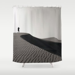Sand Dunes of Maspalomas Shower Curtain